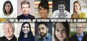 Top 10 Speakers on Artificial Intelligence in Europe by ProMotivate Speakers Agency