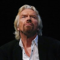 Richard Branson by ProMotivate™ Speakers Agency Europe