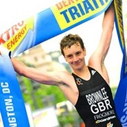 Ali Brownlee - Olympic Champion Triathlon