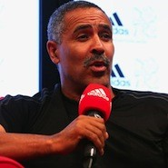 Daley Thompson - speaker