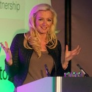 Michelle Mone Speaker by Promotivate Speakers Agency UK