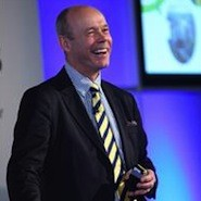 Clive Woodward by Promotivate Speakers Agency UK
