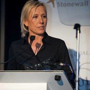 Martina Navratilova | promotivate speakers agency UK