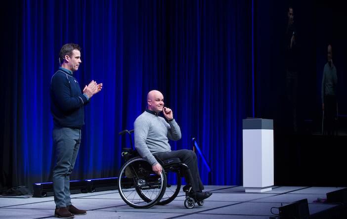 Conference Speaker Mark Pollock - By Promotivate Speaker Agency