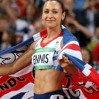 Jessica Ennis Hill by ProMotivate Speakers Agency