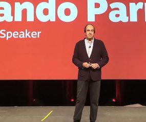 Nando Parrado StaplesUSA Conference 2019