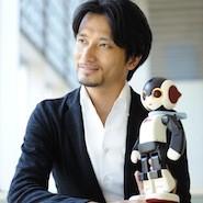 Tomotaka Takahashi Robot Creator