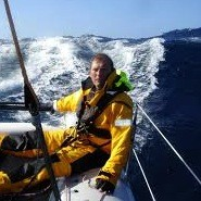 Pete Goss Yachtsman | for Speaking by Promotivate Speakers Agency UK - Bookings T. 0207 8711829