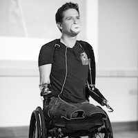 Alex Lewis Inspirational Speaker by ProMotivate™ Speakers Agency London