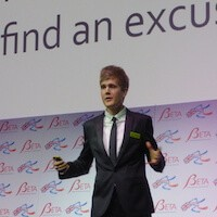Alex Staniforth young inspirational speaker by ProMotivate™ Speakers Agency