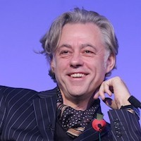 Bob Geldof Conference Speaking Request