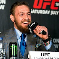 Conor McGregor Promotivate Agency Europe