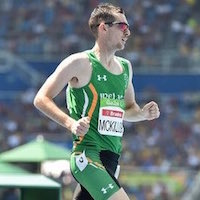 Michael McKillop Paralmpic Champion by Promrotivate Speakers Agency Europe