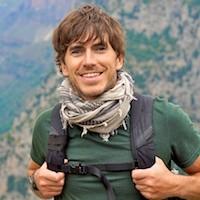 Simon Reeve Explorer
