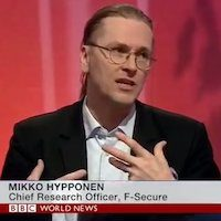 Mikko Hypponen Speaker on Cyber Security by ProMotivate Speakers Agency Europe