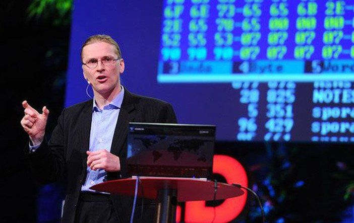 Conference Speaker Mikko Hypponen - By Promotivate Speaker Agency