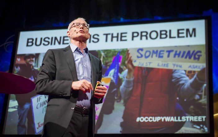 Conference Speaker Michael Porter - By Promotivate Speaker Agency