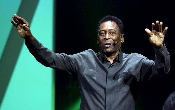 Conference Speaker Pelé - By Promotivate Speaker Agency