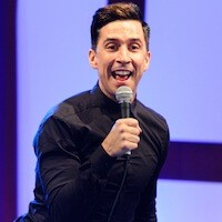 Russell Kane Comedian - Awards Host