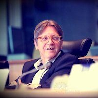 Guy Verhofstadt EU Brexit Speaker by ProMotivate Speakers Agency Europe