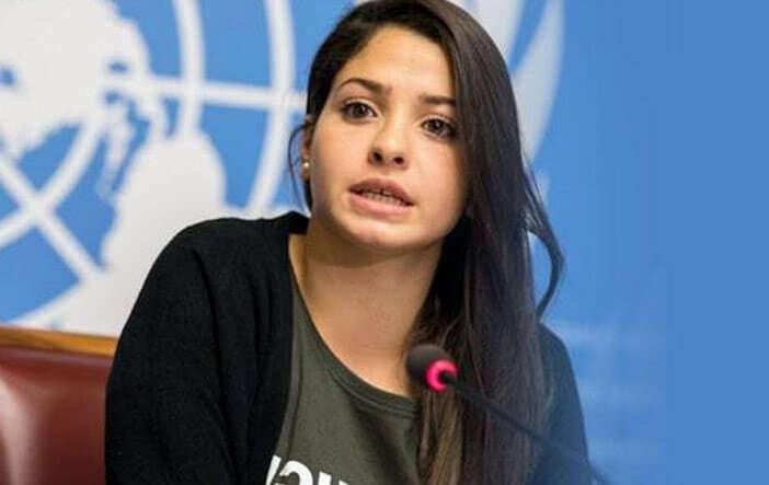 Conference Speaker Yusra Mardini - By Promotivate Speaker Agency