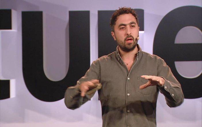 Conference Speaker Mustafa Suleyman - By Promotivate Speaker Agency