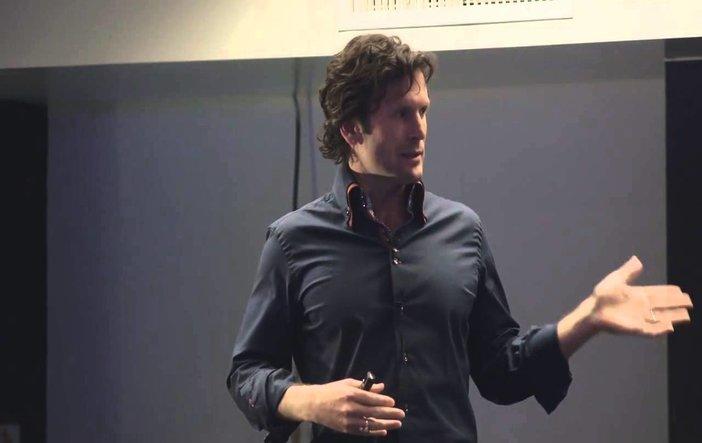 Conference Speaker Aaron Ross - By Promotivate Speaker Agency