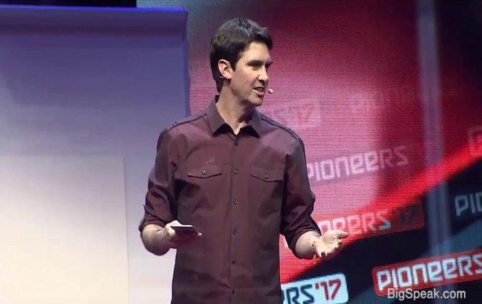 Conference Speaker Adam Cheyer - By Promotivate Speaker Agency