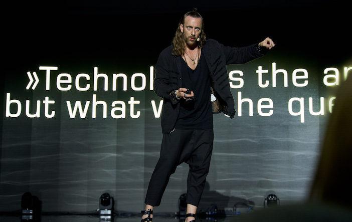 Conference Speaker Anders Indset - By Promotivate Speaker Agency