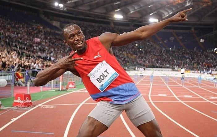 Conference Speaker Usain Bolt - By Promotivate Speaker Agency