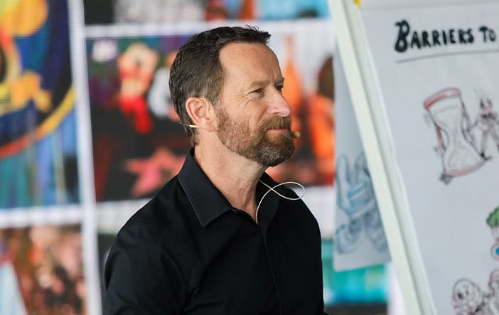 Duncan Wardle | Ponente de Innovación | Creatividad Disney de Promotivate