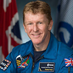 Tim Peake - Speaker - By Promotivate Speaker Agency