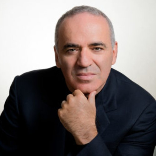 Chess Master Garry Kasparov - Political Activist and Digitilization & Cyber Security Speaker