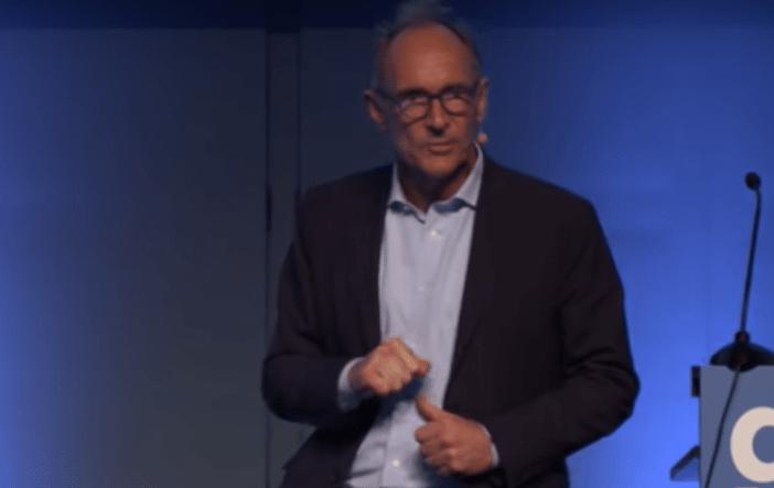 Conference Speaker Tim Berners-Lee - By Promotivate Speaker Agency