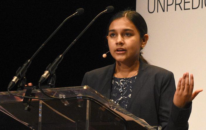 Conference Speaker Gitanjali Rao - By Promotivate Speaker Agency