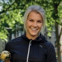 Conference Speaker Ada Hegerberg by ProMotivate Speaker Agency