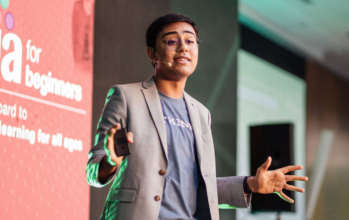 Conference Speaker Tanmay Bakshi - By Promotivate Speaker Agency