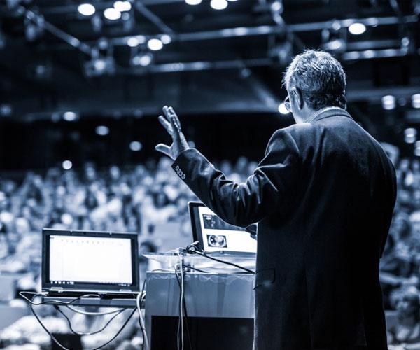 Leading Webinar & Virtual Speakers - Promotivate Speaker Agency