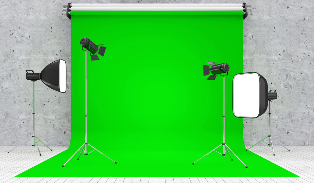 Green Screen - Guide To Delivering High Quality Virtual Keynotes And Webinars