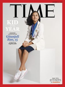 TIM201207 KOTY.CoverFINAL4 225x300 - Time's Kid Gitanjali Rao aims to solve world's problems