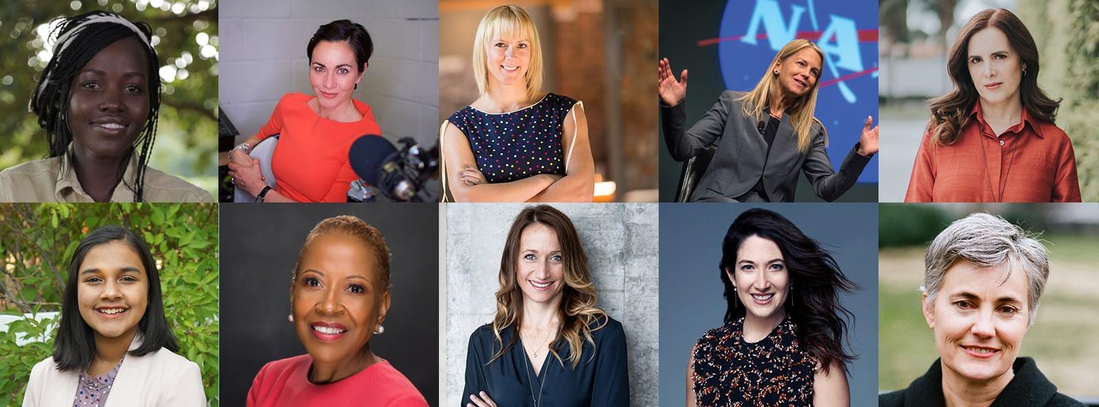 INTERNATIONAL WOMEN'S DAY 2021 – Ten Inspirational Female…